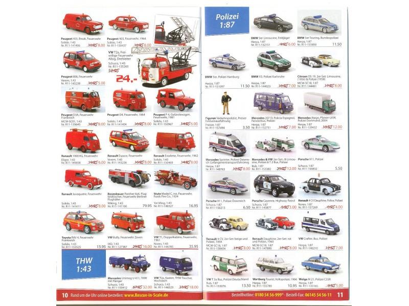 Katalog/prospekat za kolekcionarske modele (6)