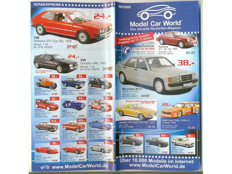 Katalog/prospekat za kolekcionarske modele (8)