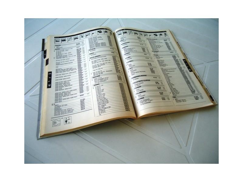 Katalog svecica, BOSCH