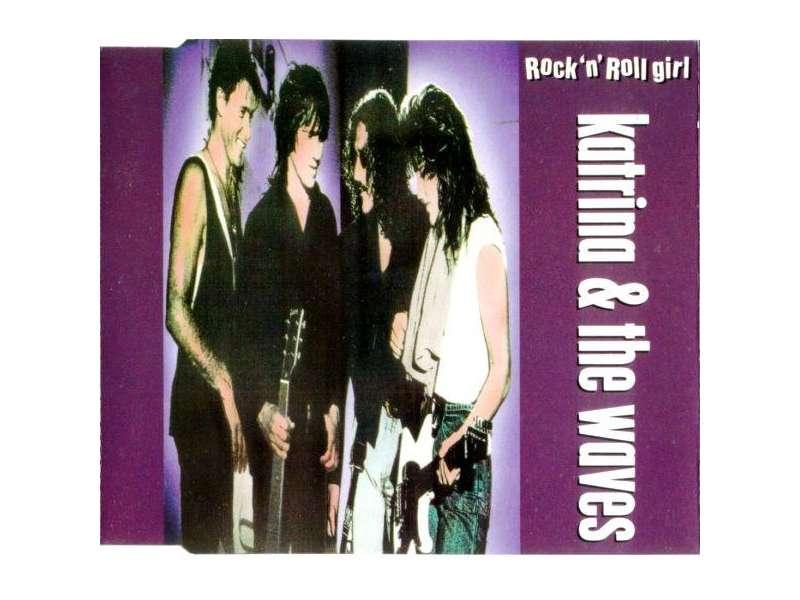 Katrina And The Waves - Rock `N` Roll Girl - CD-SINGL