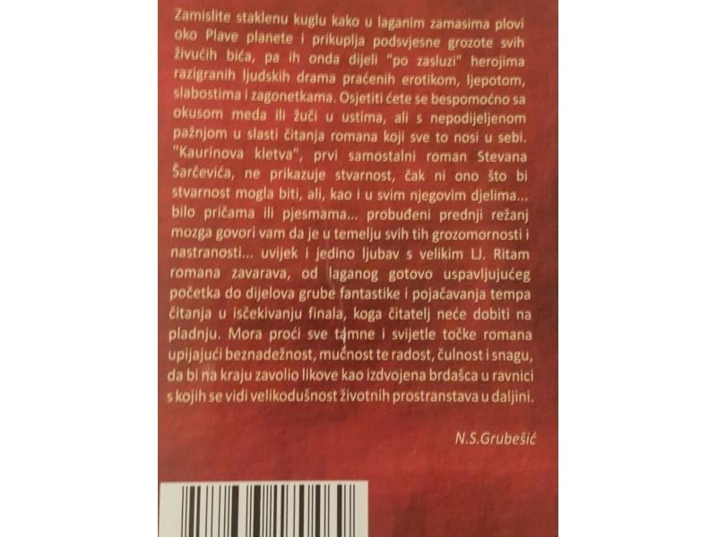 Kaurinova kletva - Stevan Šarčrvić