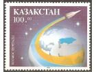 Kazakstan,Istraživanje svemira 1993.,čisto