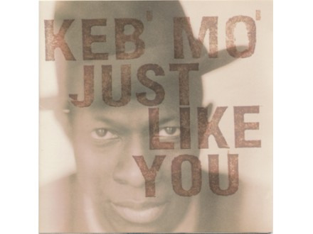 Keb Mo - Just Like You