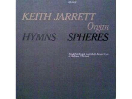 Keith Jarrett - Hymns - Spheres