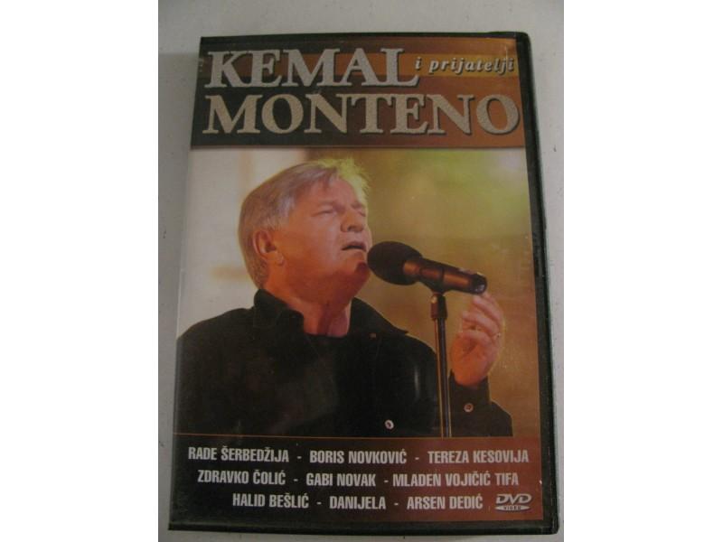Kemal Monteno – Kemal Monteno I Prijatelji  /  DVD
