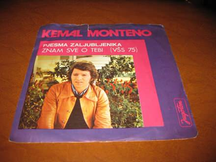 Kemal Monteno - Pjesma Zaljubljenika / Znam Sve O Tebi