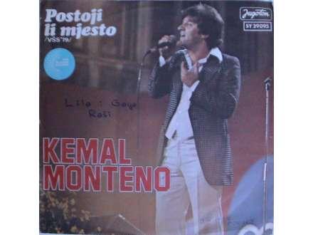 Kemal Monteno - Postoji Li Mjesto / Ti Si Moja Poezija