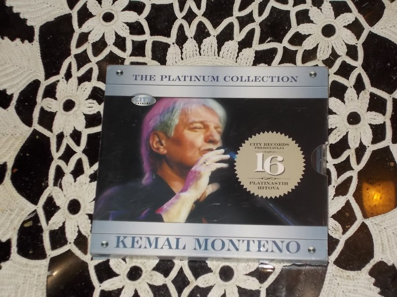 Kemal Monteno - The Platinum Collection