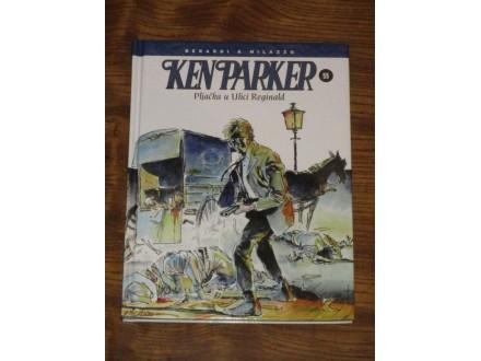 Ken Parker 55 - Pljačka u Ulici Reginald