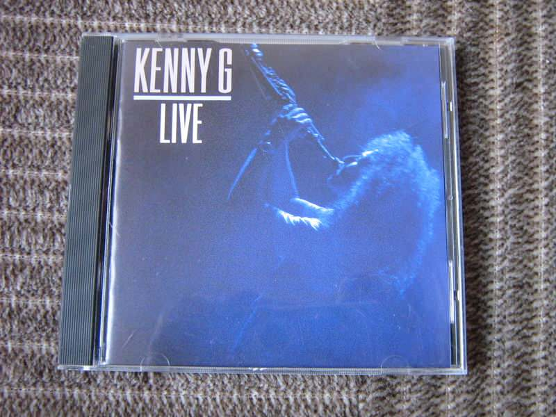 Kenny G (2) - Live