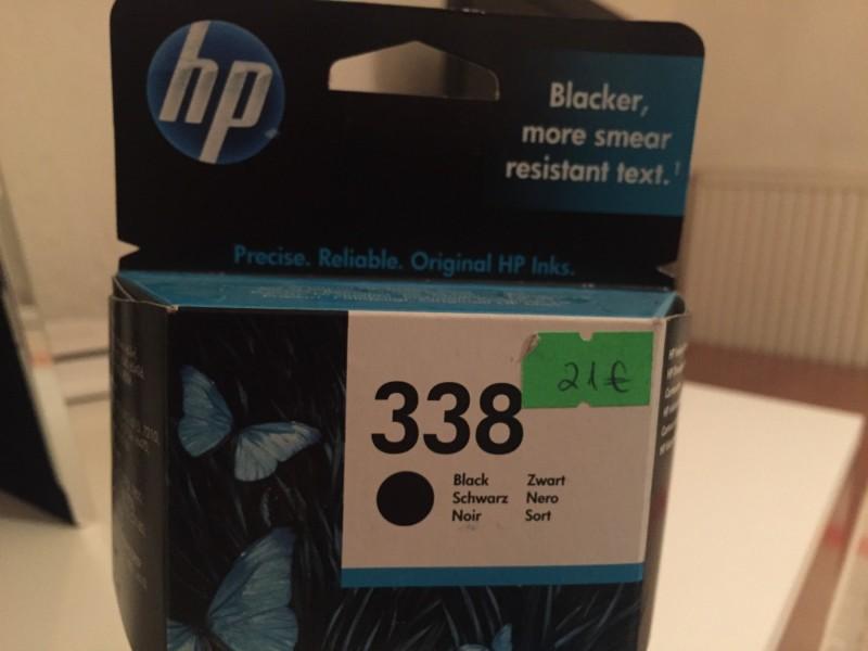 Kertridz HP 343 HP 344 hp 338