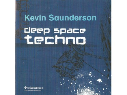 Kevin Saunderson - Deep Space Techno