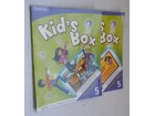Kid`s Box 5 Cambridge  Pupil`s Book and Activity Book