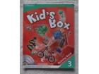 Kids box 3, radna sveska za 3. razred