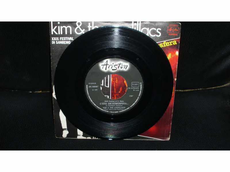 Kim & The Cadillacs - C`Era Un`Atmosfera
