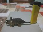 Kinder figura - Dinosaurus (Triceratops)