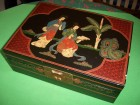 Kineska ukrasna kutija za nakit