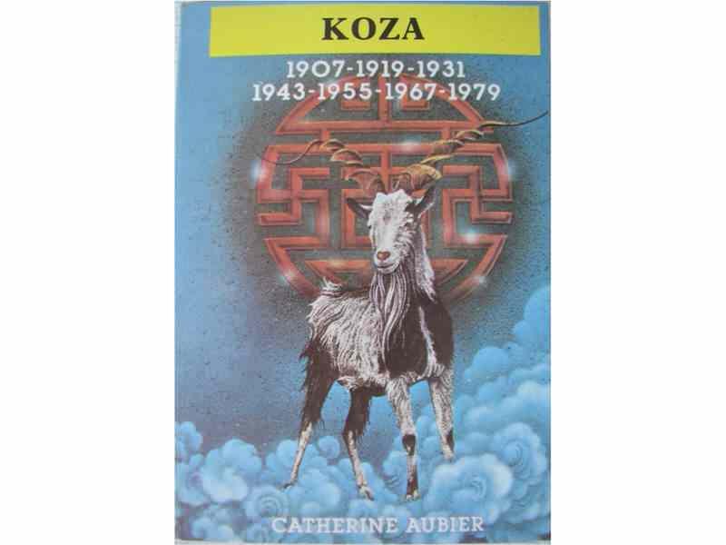 Kineski horoskop - KOZA