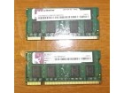 Kingston 2x2gb ddr2