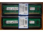 Kingston DDR2 8GB 800MHz (2 x 4GB) za AMD - NOVO