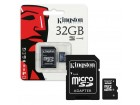 Kingston MicroSD sa adapterom 32GB class 4