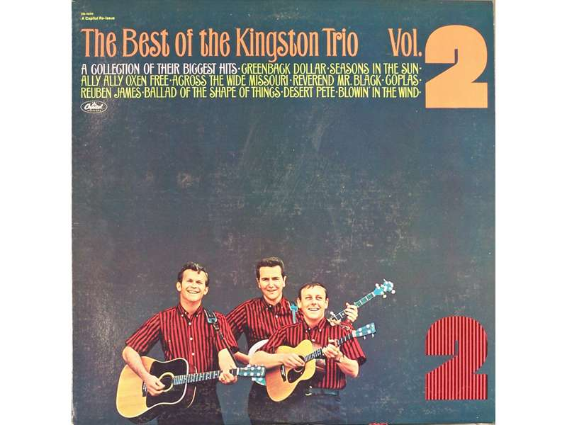 Kingston Trio - The Best Of The Kingston Trio Vol. 2