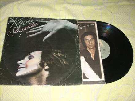 Kinks, The - Sleepwalker LP