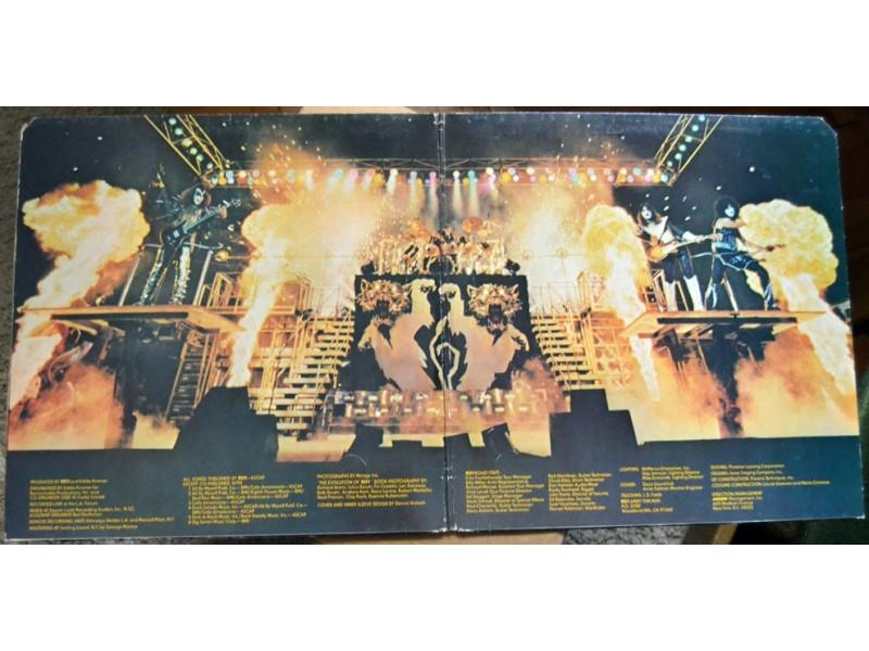 Kiss - Alive II (2xLP)