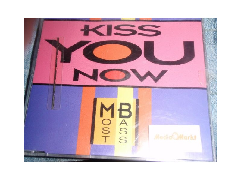 Kiss You Now