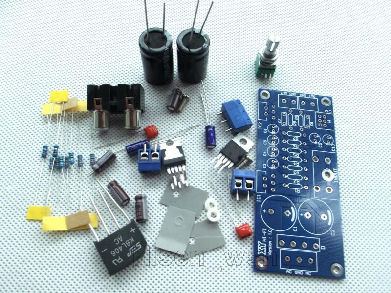 Kit TDA2030A 2x18W  OCL 18W x 2       BTL 36W