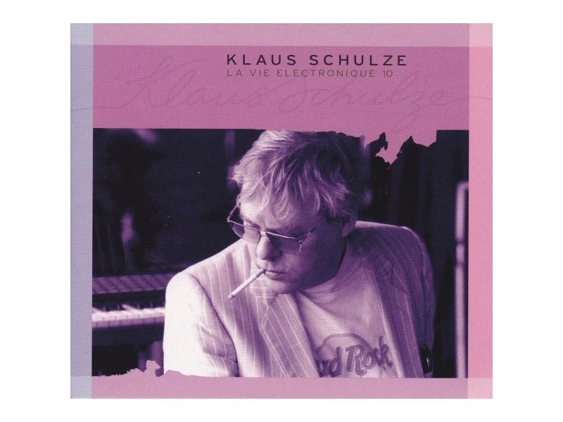 Klaus Schulze – La Vie Electronique 10 (3CD)