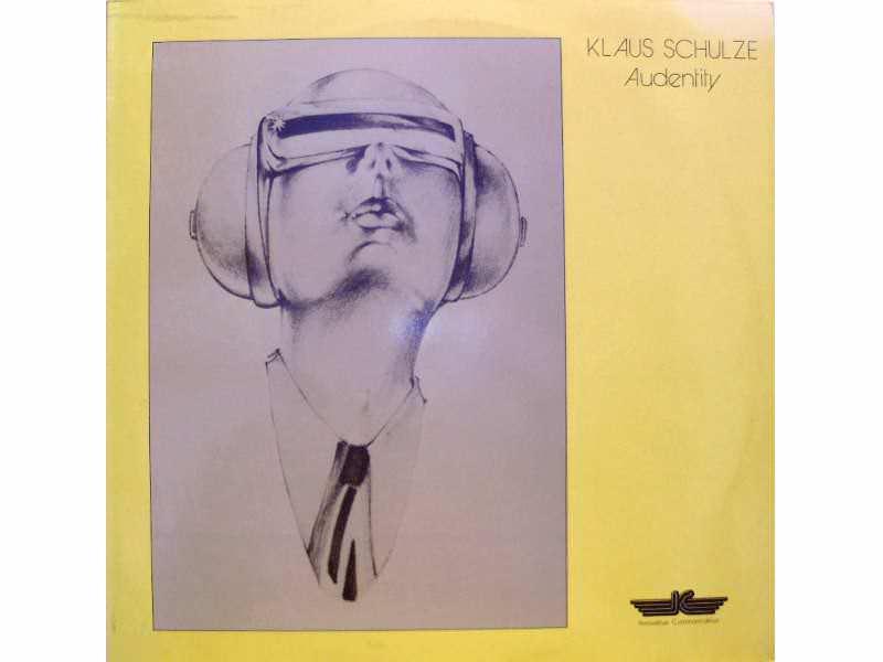 Klaus Schulze - Audentity