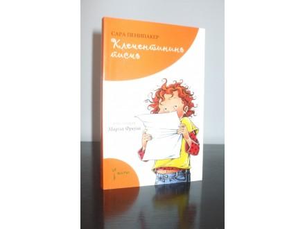Klementina 3; Klementinino pismo, Sara Penipaker, nova