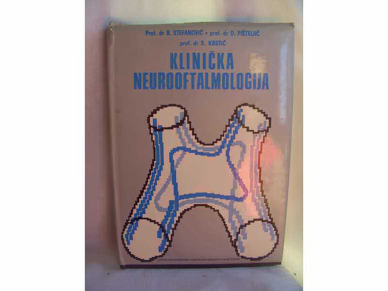 Klinička neurooftamologija, grupa autora