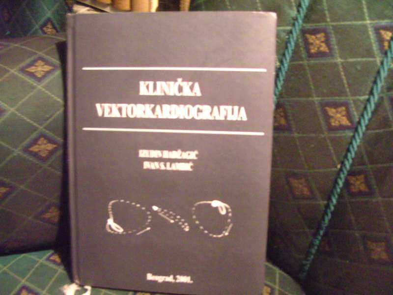Klinička vektorkardiografija, Izudin Hadžagić