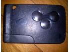 Kljuc kartica Renault Megane 2 sa elektronikom original