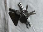 Kljucevi, 9 kom + 2 priveska