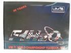 Knjiga:Formula 1na vodi,2010.g.A 4 format,168 str + DVD