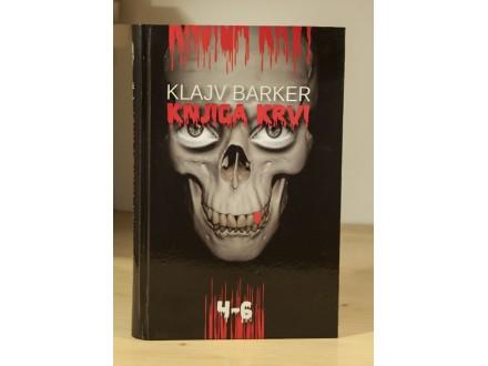 Knjiga Krvi 4-6 - Klajv Barker