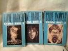 Knjiga krvi 1, 2 i 3  Clive  Barker Klajv Berker