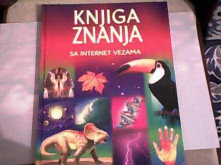 Knjiga znanja sa internet vezama-Jane Bingham