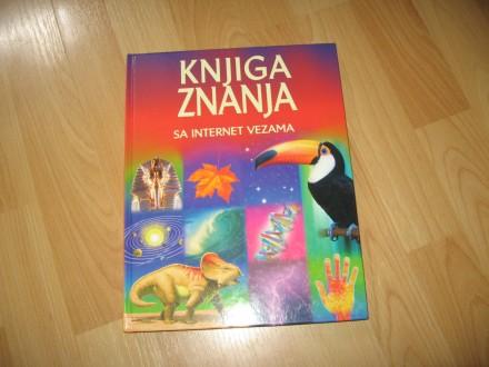 Knjiga znanja sa internet vezama