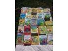 Knjige - 12 knjiga i 4 CD-a (5 izdavaca) NooVo!!!