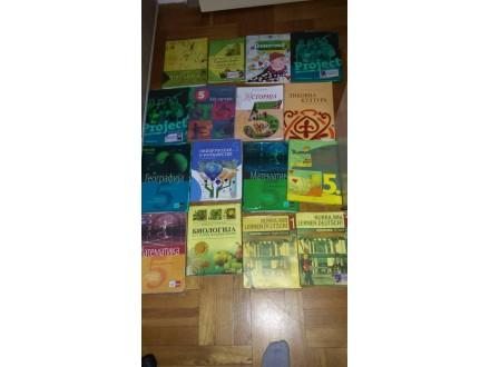 Knjige za 5.razred