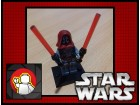 Knockoff LEGO figura Sith Warrior (STAR WARS)