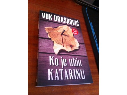Ko je ubio Katarinu Vuk Drašković NOVO