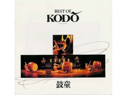 Kodō - Best Of Kodō