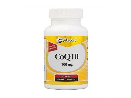 Koenzim Q10, 100 mg, 120 kapsula