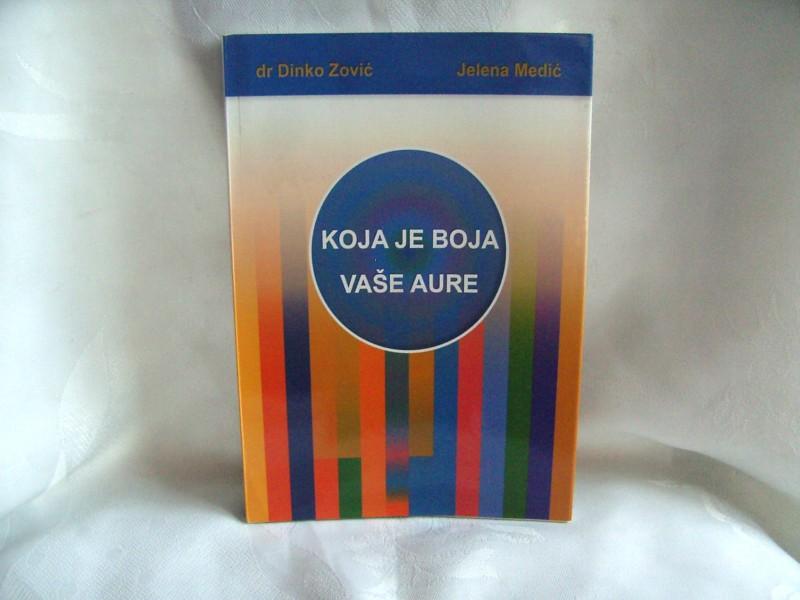 Koja je boja vaše aure, Dinko Zović, Jelena Medić