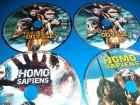 Kolekcija: ODISEJA VRSTE (4 DVD-a) - NOVO!